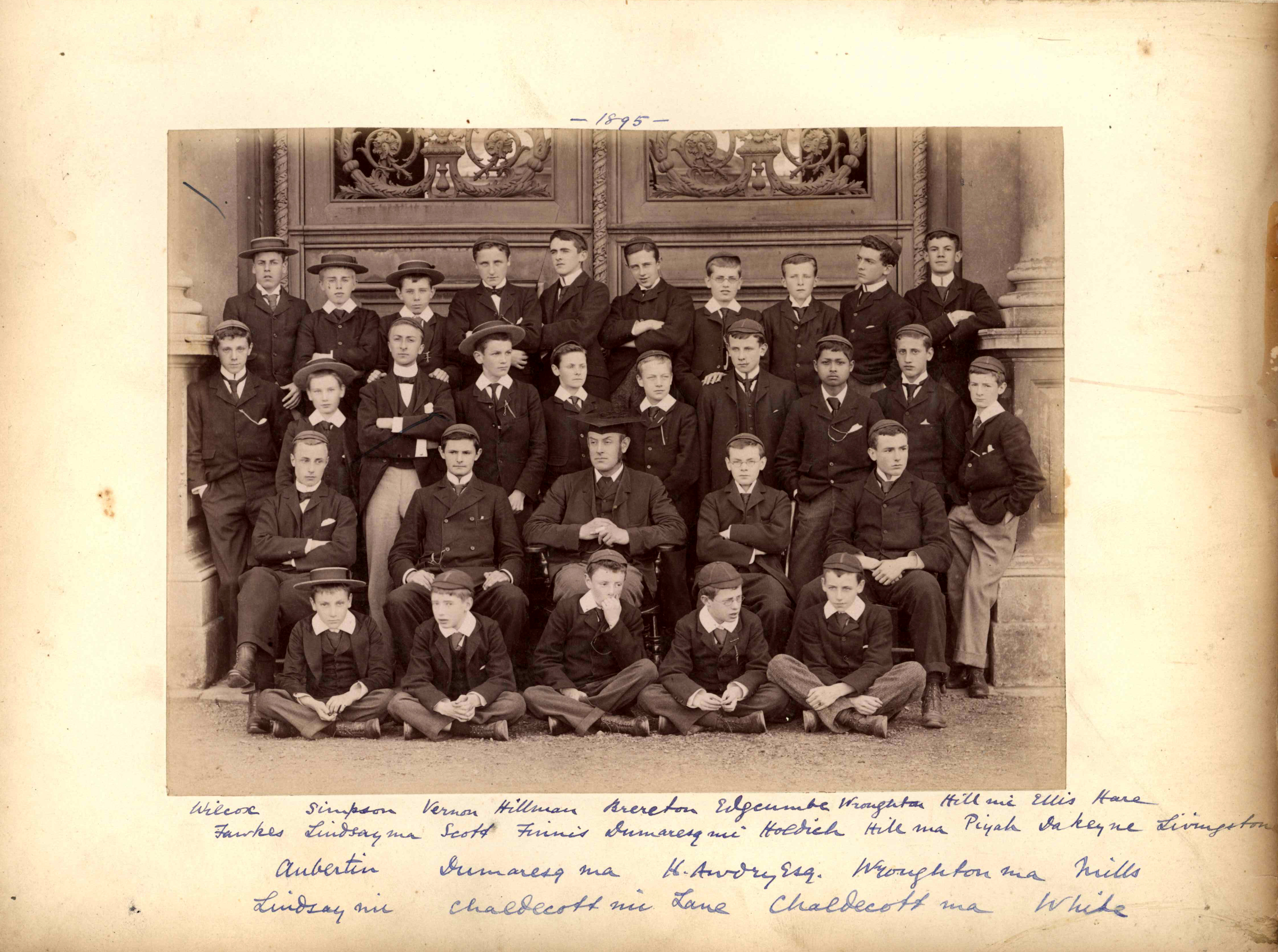F A Finnis | Old Wellingtonian Lodge no  3404 - Masonic Lodge